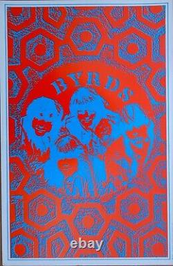 10 Poster SpecialThe Byrds, The Doors, Paul Revere, Rock n' Roll Poster Set