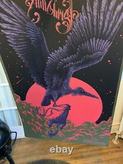 Antichrist Pink Moon VarIant Pighands Lk Mondo Poster Print Art Von Trier X/20
