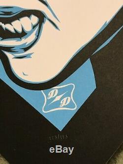Batman Returns Catwoman Penguin Movie Print Blacklight Poster Mondo Duke Duel