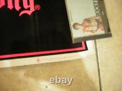 Bone Thugs N Harmony Poster Blacklight 1997 Vintage Licensed By Scorpio