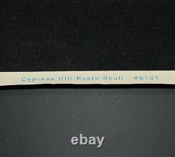 Cypress Hill Vintage Rasta Skull Black Light Poster 1993 Velvet Art Print