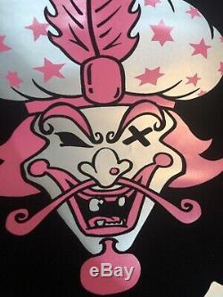 Insane Clown Posse The Great Milenko Arabic Black Light Poster 24x36 Brand New