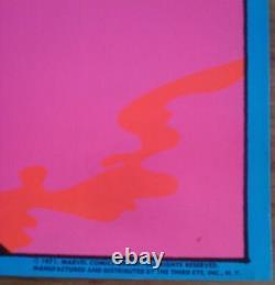 PRINCE NAMOR SUBMARINER MARVEL THIRD EYE Black light poster TE4021 SAL BUSCEMA