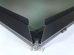 Poster Frame Advertising Display Aluminum LED Slim Light Box Black