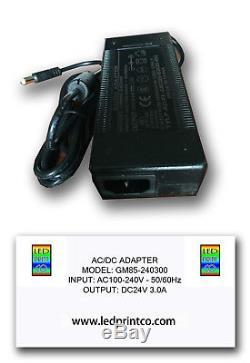 Premium Custom 27x40 Black LED Movie Poster Light Box Display Frame Made in USA