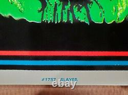 SlayerRoot of all EvilBLACK LIGHT poster199724 yearsrare no HOLES