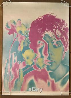 The Beatles Poster Complete Set Richard Avedon 1967 Look Magazine Posters 1960s