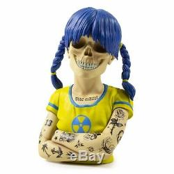 Zoltron Sue Nami Statue Hand Painted TATTOO EDITION Edition of 50